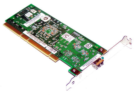 Dell 4U852 PCI-X133 Single port 2Gbps Fibre Channel Card Qlogic QLA2340 Std Brkt Thumbnail 2
